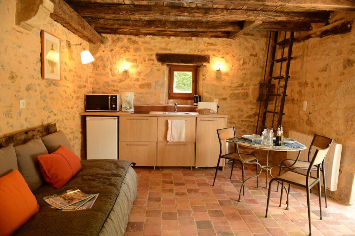 gîte de charme pour deux en Dordogne